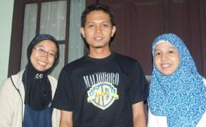 We're the big fan of Manusia tanpa Ekspresi.. (pizz Yon..pizz..)