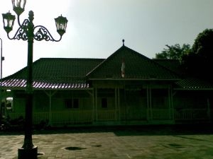 SD Muhammadiyah di kompleks Masjid Gede