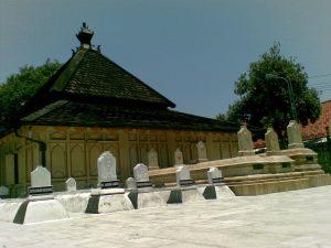 Makam Sultan Trenggono, Raden Patah dan beberapa raja Demak lainnya