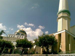 Masjid As-Saiddiyah di Colo, Kudus
