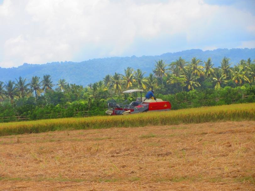 Mekanisasi Pertanian